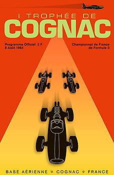 Georgia Fowler - Cognac France F3 Grand Prix 1964