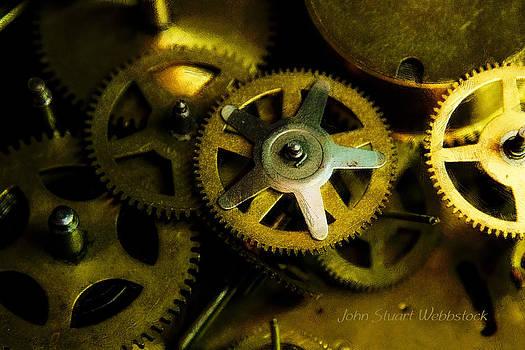 Cogwheels by John Stuart Webbstock