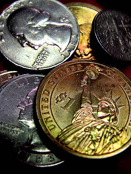 Gilbert Photography And Art - Coins