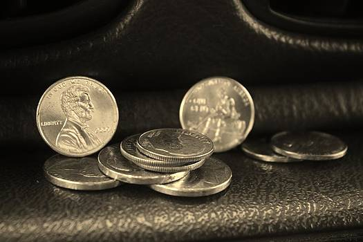 Coins by Tami Rounsaville