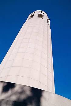 Coit Tower San Francisco by David Smith