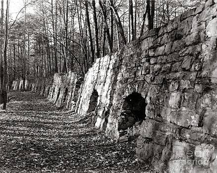 Coke Ovens Dunlap Tennessee by   Joe Beasley