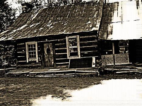 Coker Creek Mansion by Regina McLeroy