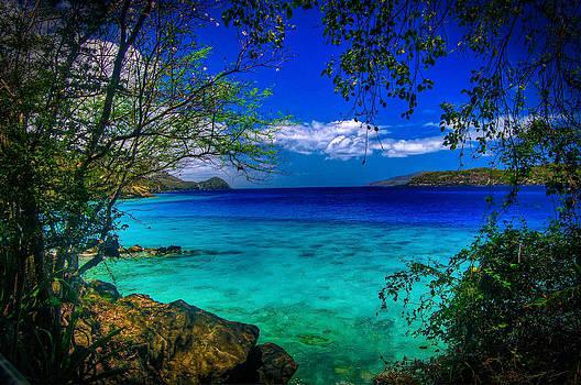Coki Beach by Nick  Cardona