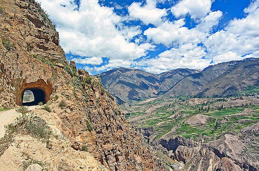 Colca Valley  by Paul Pobiak