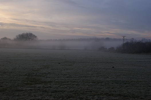 Cold And Frosty Morning by Carol Lynch