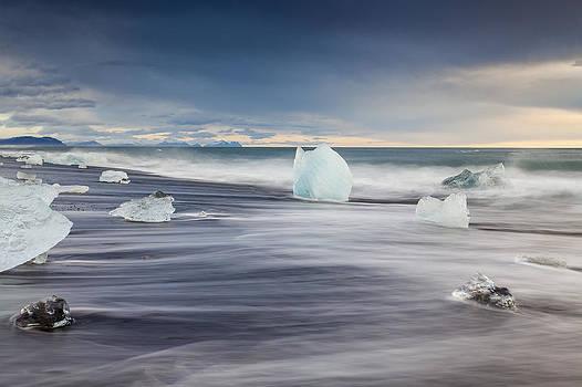 Cold Beach by Marilar Irastorza