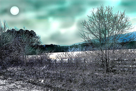 Nina Fosdick - Cold Breezes