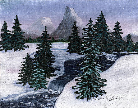 Barbara Griffin - Cold Mountain Brook