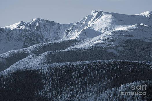 Steve Krull - Cold Peak
