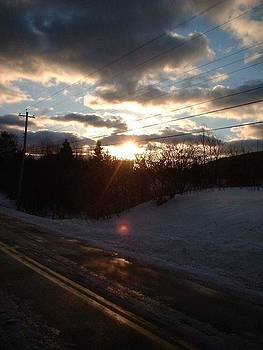 Cold Sunshine by Megan Everett