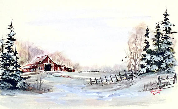 Cold Winter by Dorothy Maier