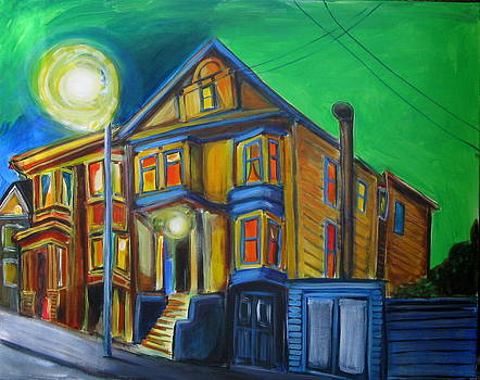 Cole Valley Victorian by Nathalie Fabri