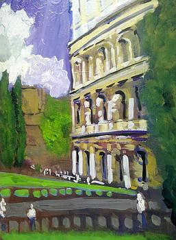 Coliseum by Kurt Hausmann