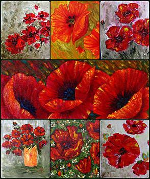 Collage by Galina Khlupina