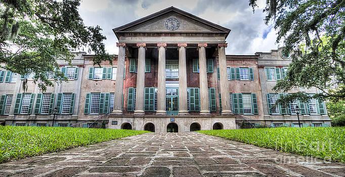 College of Charleston Randolph Hall by Dustin K Ryan