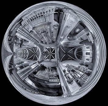 Charles Lupica - Collegiale de Neuchatel globe
