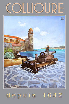 Collioure 1 by Philip Gianni