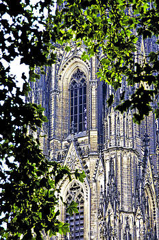 Dennis Cox WorldViews - Cologne Cathedral