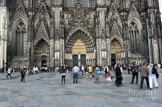 Gregory Dyer - Cologne Germany - High Cathedral of St. Peter - 17