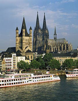 Cologne Germany by David Davies