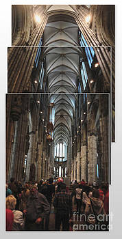 Gregory Dyer - Cologne Germany - High Cathedral of St. Peter - 01
