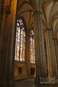 Gregory Dyer - Cologne Germany - High Cathedral of St. Peter - 02