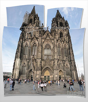 Gregory Dyer - Cologne Germany - High Cathedral of St. Peter - 04