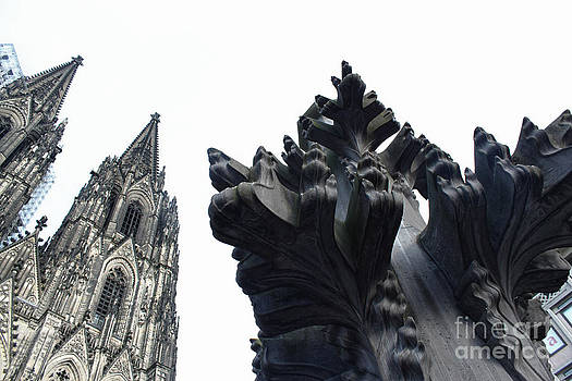 Gregory Dyer - Cologne Germany - High Cathedral of St. Peter - 09