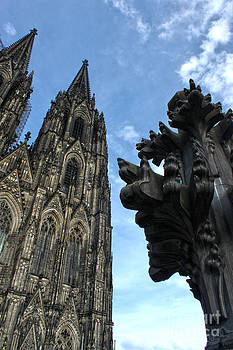 Gregory Dyer - Cologne Germany - High Cathedral of St. Peter - 13