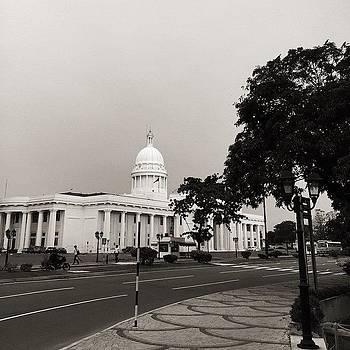 Colombo Town Hall. #colombo #townhall by Srivatsa Ray