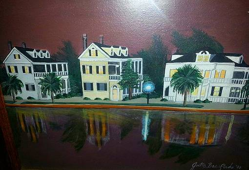 Colonial Lake View by Joetta Beauford