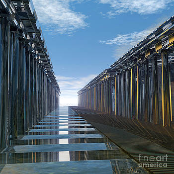 Colonnade by Diuno Ashlee