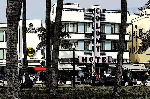 Colony Hotel by Galexa Ch