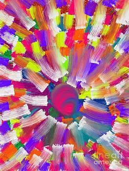 Color Burst by Schnina Walker