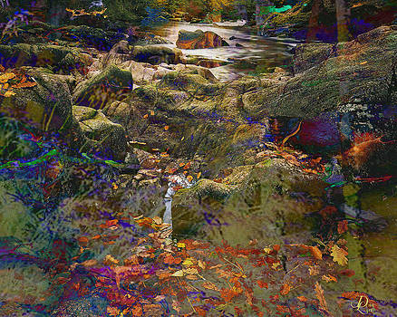 Color Creek 2 by David Lee