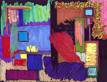 Teddy Campagna - Color Fun I