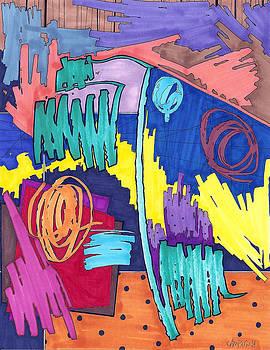 Teddy Campagna - Color Fun V