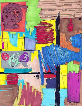Teddy Campagna - Color Fun VI