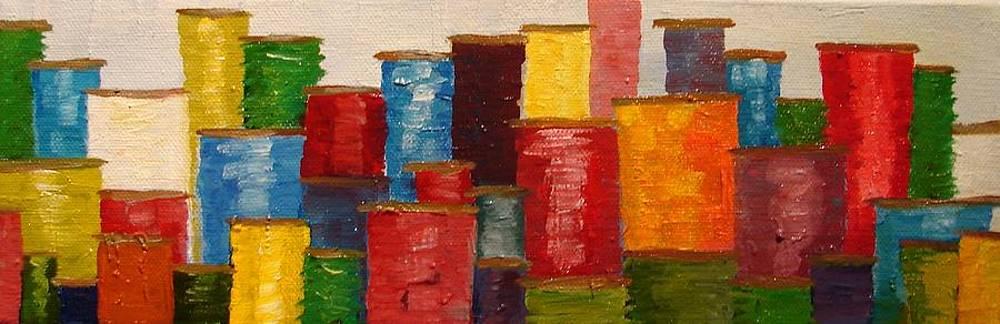 Color by Joseph Hawkins