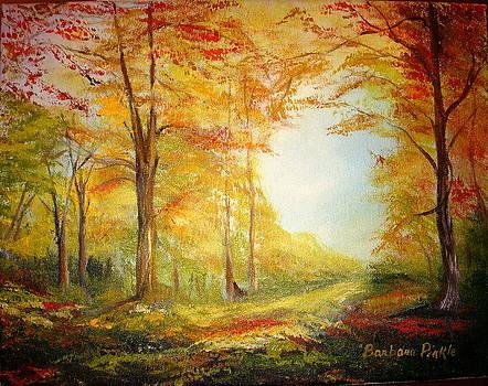 Color My World by Barbara Pirkle