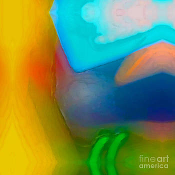 Color Shape and Form by Photographs In Motion