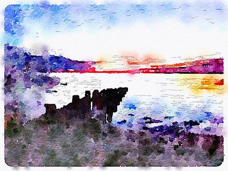 Color The Dawn by Edward Kreis