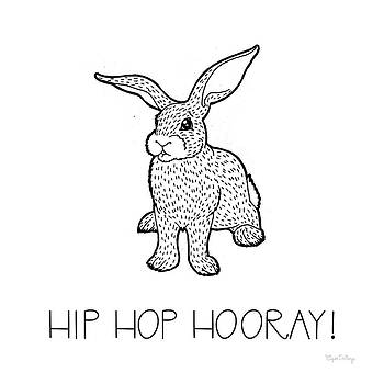 Color The Forest Xi Hip Hop Hooray by Elyse Deneige