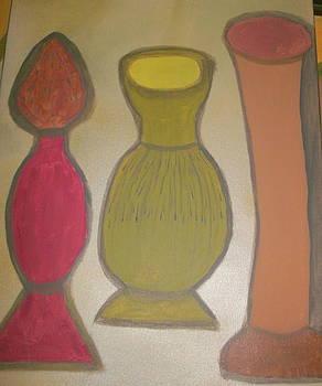 Color Vase by Ketina Winston