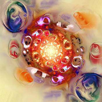 Anastasiya Malakhova - Color Wheel