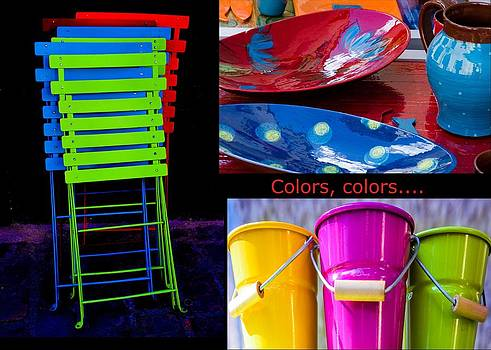 Color your Life 1 by Dany Lison