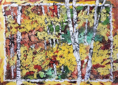 Colorado Batik by Pamela Shearer