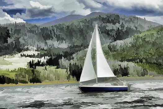 Colorado by Wind by J Michael Nettik