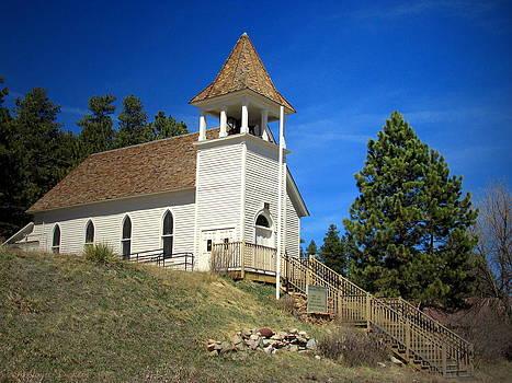 Joyce Dickens - Colorado Country Church